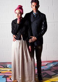 #ETAFASHION #moda #modafemenina #modamasculina #chaqueta #falda #blazer #camisa #jean #zapatos