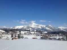 #Oesterreichs #Winterlandschaft - einfach nur herrlich #fromaustria.com Mount Everest, Skiing, Mountains, Nature, Travel, Winter Landscape, Simple, Ski, Naturaleza