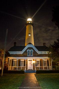 St. Simons Island Light, Georgia   ..rh