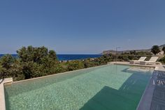 Holiday villa rental in Chania. Holiday villa with pool near Kissamos. The holiday villa combines luxury with natural materials,. Crete Holiday, Villa With Private Pool, Luxury Holidays, Jacuzzi, Natural Materials, Greece, Relax, In This Moment, Amazing