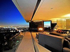 Randolph Duke home, Hollywood Hills