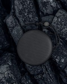 Beoplay is a dust and splash resistant, ultra-portable, Bluetooth speaker with a built in microphone. Style Ibiza, Digital Projection, Bang And Olufsen, Wifi Router, Black Sand, Home Cinemas, Textures Patterns, Color Inspiration, The Incredibles