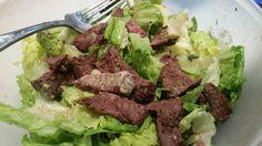Steak Caesar Salad | Nutrimost Recipes