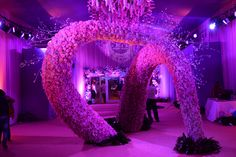 beautiful entrance for your Sangeet