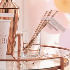 Team Bride straws - 10 pack rose gold Hen Party Decorations, Bachelorette Decorations, Rose Gold Paper, Rose Gold Foil, Pink Paper, Flash Tattoos, Team Bride, Paper Straws, Rose Gold
