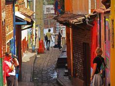 18. El Chorro de Quevedo y sus callejónes inspiran a los turistas a tomarse fotos en cada rincón