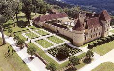 Le château de Chabans près de Saint Léon de Vézère(XIVe). Dordogne - Where I lived and worked as a tour guide for a summer!!!