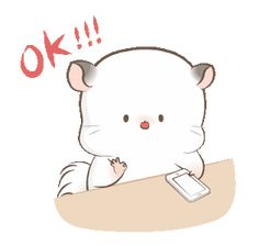 LINE Official Stickers - Super soft Simao and Bamao Example with GIF Animation Cute Cartoon Images, Cute Love Cartoons, Cartoon Gifs, Cute Cartoon Wallpapers, Animated Emojis, Cute Cat Wallpaper, Cute Love Gif, Dibujos Cute, Cute Doodles