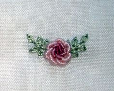 BUILLON EMBROIDERY INSTRUCTIONSFree Embroidery Designs
