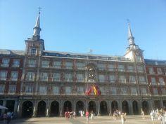 Plasa Mayor Madrid