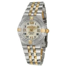 Breitling Watches Women's Windrider Galactic 30 Watch B71340L2-A688-368D