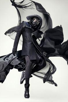 Byungmun Seo London college of Fashion  Photo: Min Gyu Kim