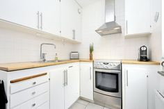 Bildresultat för vitt kök träbänk i ask
