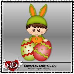 CU Easter Boy Script