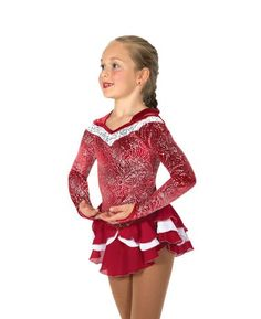 Jerry's Ice Skating Dress 36 - Icy Berry