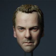 "(38.96$)  Buy here - http://aibbp.worlditems.win/all/product.php?id=32765563844 - ""1/6 Scale American TV series 24Hours Jack Bauer Head sculpt Male Head Carving for 12""""Hottoys Action figures"""