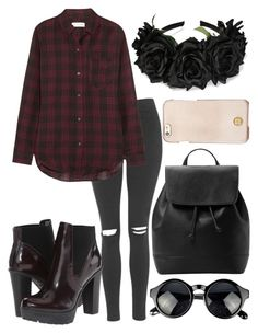 """×welcome to the badlands×"" by futuremrsclifford ❤ liked on Polyvore featuring Topshop, Étoile Isabel Marant, Steve Madden, MANGO and Tory Burch"