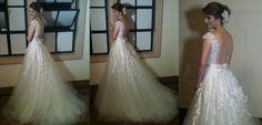 Vestidos de noiva Wanda Borges