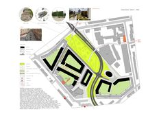 Prerov city, Czech Republic, prize in competition of urban design for revitalization of the territory near the railway station Urban Design, My Design, Czech Republic, Competition, City, Cities, Bohemia