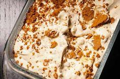 Glace chocolat blanc speculoos au thermomix. Voici une recette de Glace au chocolat blanc et speculoos, simple et facile à réaliser au thermomix.