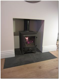 New Photo Brick Fireplace hearth Tips Most up-to-date Photos Fireplace Hearth log burner Tips A fireplace hearth is the functional port Fireplace Hearth Tiles, Log Burner Fireplace, Wood Burner, Fireplace Design, Fireplace Mantels, Fireplaces, Mantle, Inglenook Fireplace, Victorian Fireplace