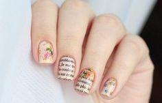 15Ideas para manicura con uñas cortas