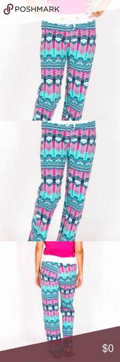 Lulu cotton jersey pant Fun printed cotton-jersey pants. After the sun sets and it gets a little cooler, slip them on and feel cozy and warm. These will become a staple in your wardrobe this season. Cotton-Jersey (95% Cotton / 5% Spandex) Machine Washable, Cold Water/Inside-Out Tracy Negoshian Pants