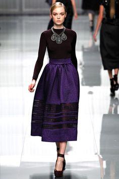 Christian Dior - Pasarela