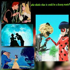 """Yes! This should be a disney movie. I know they are making a live action movie but I think disney should make another animated movie for e this titled """"m'lady"""""""