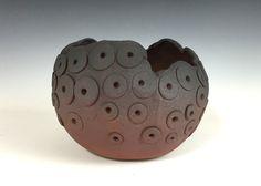 "Iker Bonsai Pots - Unglazed Primitive Scoop Bonsai Pot, 6"" 15132, $45.00 (http://www.ikerbonsaipots.com/unglazed-primitive-scoop-bonsai-pot-6-15132/)"