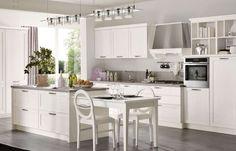 Cucine Stosa 2016 - Cucina contemporanea bianca