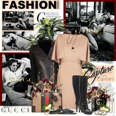 """Gucci forever now - Charlotte Casiraghi"" by helleka ❤ liked on Polyvore"