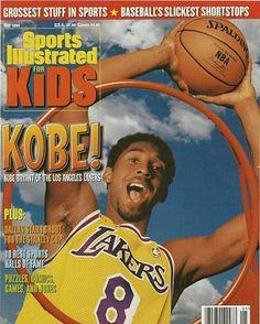 b718060455f Kobe Bryant Sports Illustrated Kids