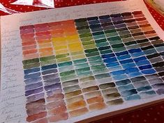 Images Color Mixing Guide, Color Mixing Chart, Color Charts, Acrylic Painting Tutorials, Acrylic Art, Painting Tips, Watercolor Mixing, Watercolor Projects, Copics