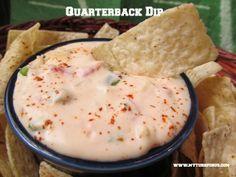 Quarterback Dip