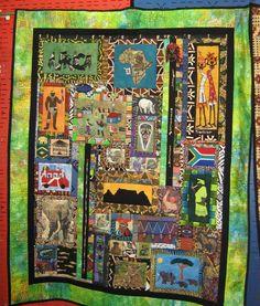 African Quilt 1