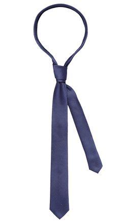 Tie dark blue pattern. Shop here: http://www.vangils.eu/en/ties