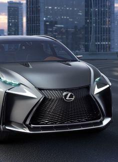 Concept Car Gallery   Models   Lexus International