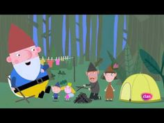 12 Ben Y Holly En Espanol Ideas Ben And Holly Cartoon Kids Holly