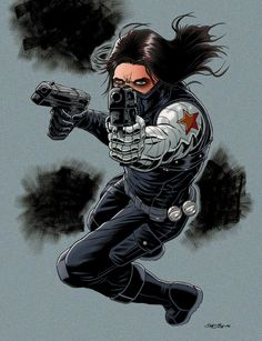 The Winter Soldier - Chris Ring