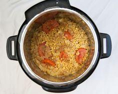 Instant Pot Recipe: Everyday Lentil & Spinach Dal