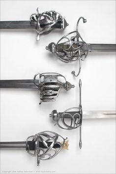 Swords by E.B. Erickson -- myArmoury.com