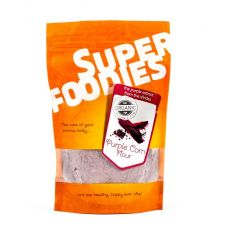 Paarse Mais Meel - Superfoodies - 250 gram