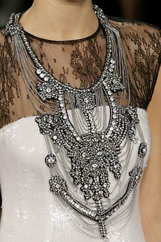 aquaskye: This Holiday Season wear the Hottest Trend - Statement Necklaces