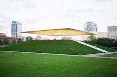 James Turrell Installation at Rice University