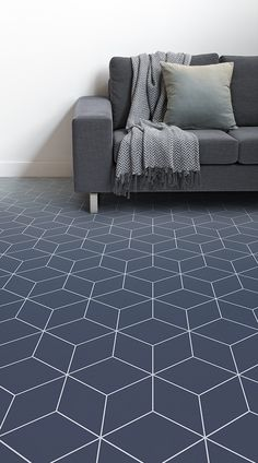 Create a modern vibe in any room of your home with our Level – 3D Cube Ombre Vinyl Flooring. This design is available in both Blue and Pink so you can choose the best fit to complement your décor style. #vinyl #flooring #inspiration #design #decor #home #homedecor #interior #interiordesign #Ihavethisthingwithfloors