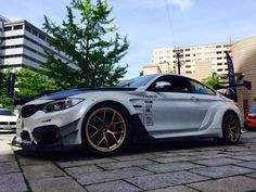 Is This A Sick BMW M4 Tuning Exercise, Or What?