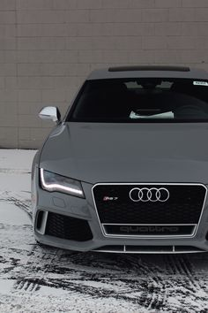 vistale:  Audi RS7 | via