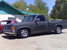 1987 dodge dakota horsepower