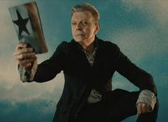 David Bowie's Ashes To Be Spread In Bali